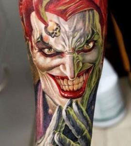 Joker-tattoo-by-Dmitriy-Samohin-280x311