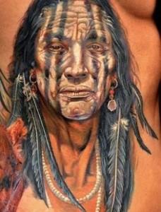 Realistic-native-american-tattoo-by-Dmitriy-Samohin-236x311