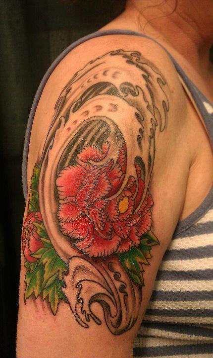 Japanese tattoo designs for men