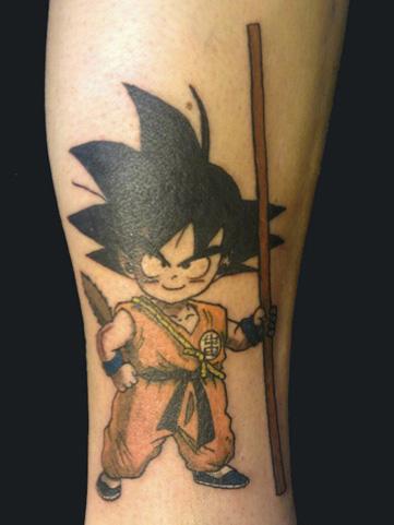 Kid-Goku