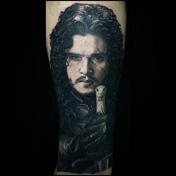 Jon Snow8