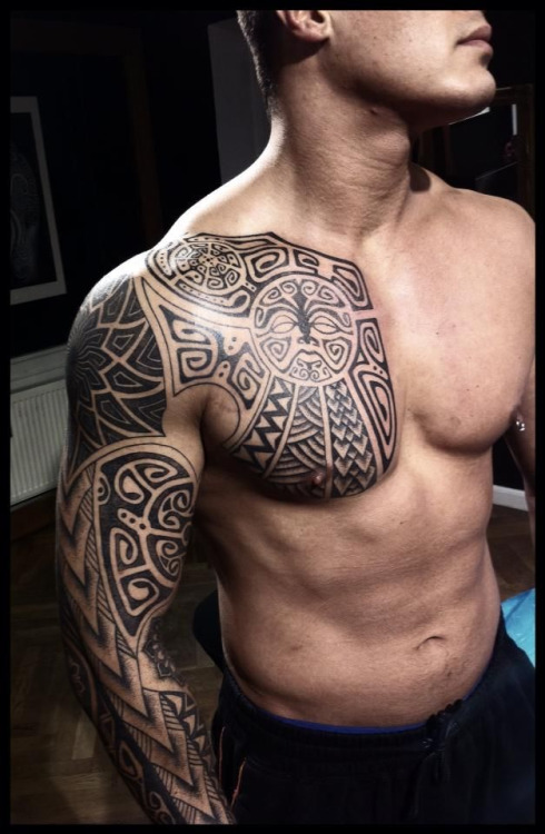 tribal-sleeve-tattoos3