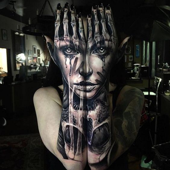 Forearm tattoos for girls