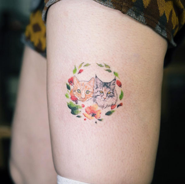 thigh-tattoo-design-21