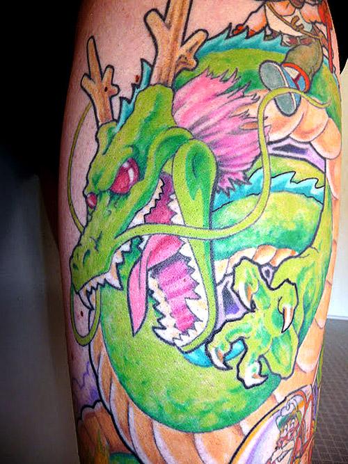 super_leg_shenron_tattoo_dbz1