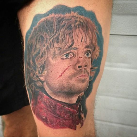 Tattoo ideas – Game of Thrones Tyrion Lannister