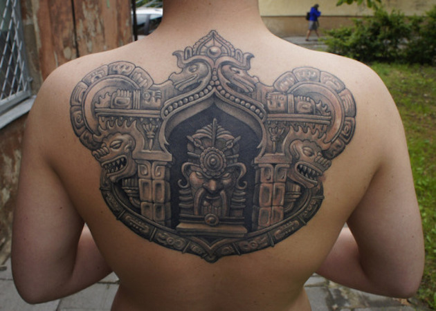 Tattoo ideas that are Tribal Inspired