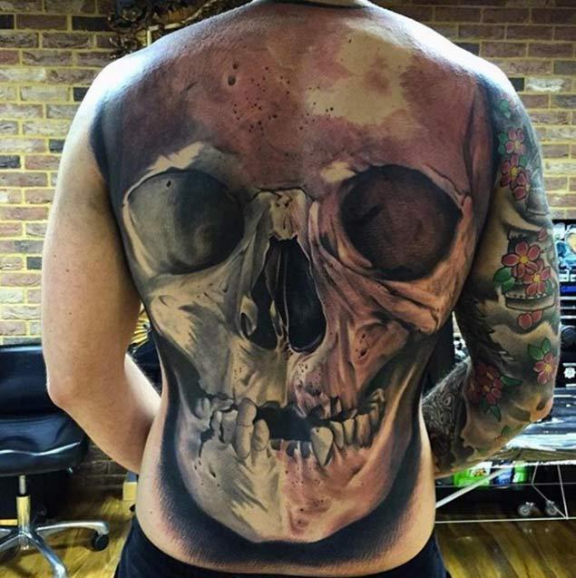 Tattooz Designs Back Tattoos