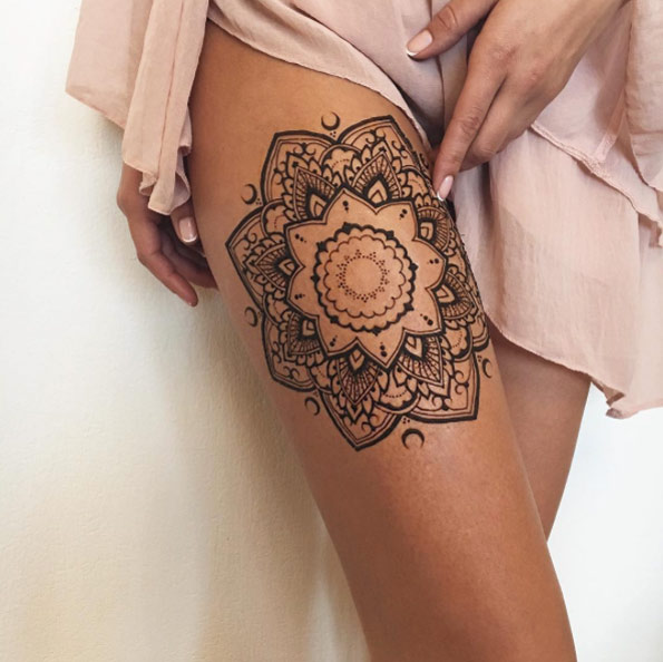 Mehndi Tattoo No Braço : Henna tattoo designs for women onpoint tattoos