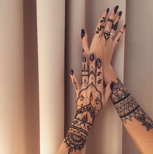 Henna Tattoo Designs For Women Onpoint Tattoos