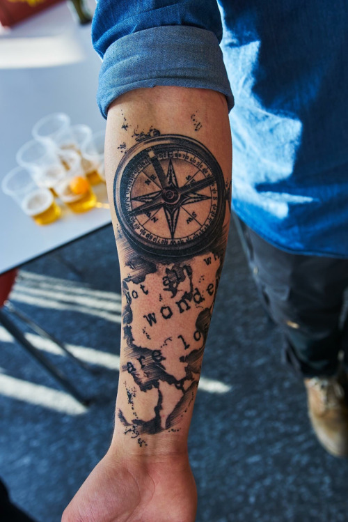 Tattoo ideas for men - Forearm