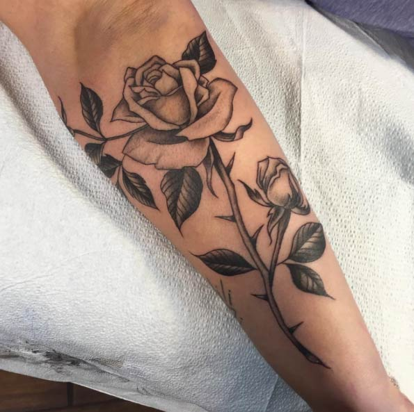 blackwork-rose-tattoo-1
