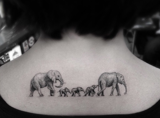 elephant-tattoo-designs