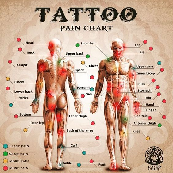 tattoo facts