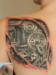 is tattoo ink safe?