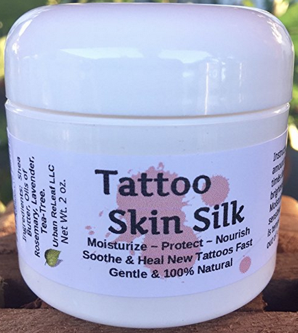 Tattoo SIlk good tattoo ointment