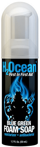 H2Ocean Foam tatoo aftercare soap