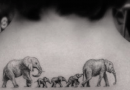 Elephant Tattoo: Designs, Ideas, Meanings
