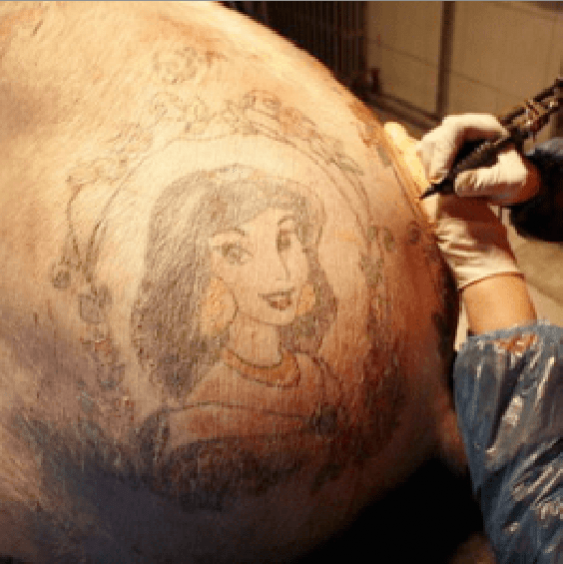 how to practice tattooing