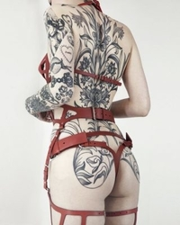 Womens Art Tattoo Gallery